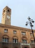 Treviso (Veneto, Italy) - Historic buildings Royalty Free Stock Photo