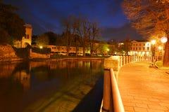 Treviso, Włochy Zdjęcia Stock