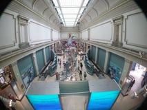 Trevlig bild av ett museum i washington Arkivbild