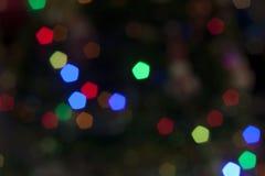 Trevlig bokehbakgrund Trevlig lampa…, Royaltyfria Bilder