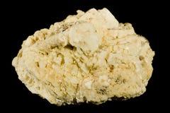 Trevlig kristall för alkalifältspat Arkivbilder