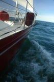 trevlig segling Royaltyfria Bilder
