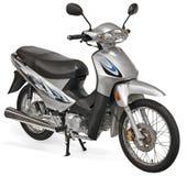trevlig sparkcykel för motorcykel Fotografering för Bildbyråer