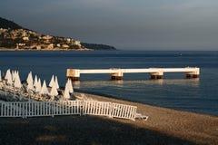trevlig strand arkivfoton