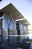 Trevliga moderna Art Museum av Fort Worth royaltyfri foto