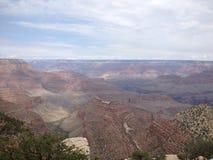 Trevligt Grand Canyon Royaltyfri Bild