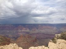 Trevligt Grand Canyon Royaltyfria Bilder