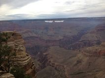 Trevligt Grand Canyon Royaltyfri Foto