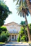 Trevligt hus i Dubrovnik, Kroatien Fotografering för Bildbyråer