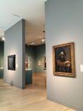 Trevligt museum av konster royaltyfria foton