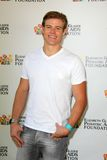 Trevor Donovan at the Elizabeth Glaser Foundation's  Royalty Free Stock Photos