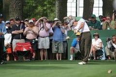 Trevor Immelman, Masters 2008 winner Stock Image