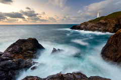 Trevose Head Cornwall Royalty Free Stock Images