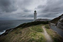 Trevose Lighthouse Royalty Free Stock Images