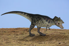 Trex-Dinosaurier Lizenzfreie Stockfotografie