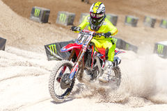 Trey Canard at Monster Energy Cup 2015 Stock Photography
