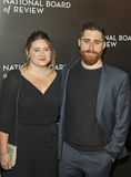 Trey Edward Shults Nabs Prize em NBR Gala Film Awards Imagem de Stock