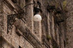 Trezzo d ` Adda, Włochy, Centrala Taccani na banku Adda rzeka zdjęcia stock