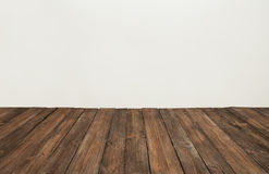 Trägolv, gammal wood planka, brun inre för bräderum Arkivfoton
