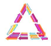 Triángulo abstracto libre illustration