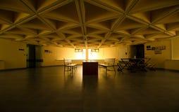 Triángulo del techo Imagen de archivo