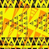 Triángulo geométrico eps10 del color abstracto Foto de archivo