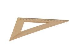Triángulo métrico Imagenes de archivo