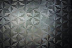 triángulo 2.o, fondo dimensional de la textura del triángulo Imágenes de archivo libres de regalías