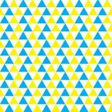 Triángulo para el fondo Fotos de archivo