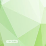 Triángulos coloridos abstractos Foto de archivo libre de regalías