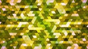 Triángulos de alta tecnología 03 del polígono del centelleo de la difusión stock de ilustración