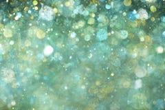 Triángulos verdes Fotos de archivo libres de regalías