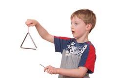 Triângulo Fotografia de Stock Royalty Free