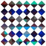 Triângulo abstrato ilustração do vetor