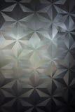 triângulo 2D da textura, fundo dimensional do triângulo foto de stock royalty free