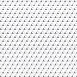 Triângulo preto e de prata da máscara com backgroun do teste padrão de às bolinhas Imagens de Stock