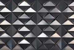 Triângulo Textured Foto de Stock Royalty Free