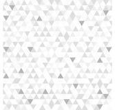 Triângulos abstratos, fundo foto de stock