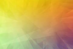 Triângulos geométricos abstratos Imagens de Stock Royalty Free