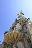 Triëst, Italië Stock Foto's