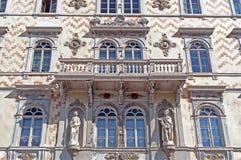 Triëst, Italië royalty-vrije stock afbeeldingen