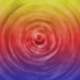 Tri-gekleurde achtergrond Stock Illustratie