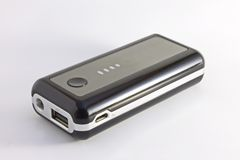 Backup Battery Pack Royalty Free Stock Images