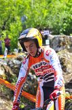 Trial Spain Championship. Royalty Free Stock Image