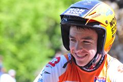 Trial Spain Championship. Stock Photography