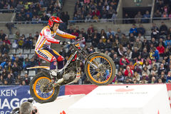 Trial - Toni Bou Royalty Free Stock Photography
