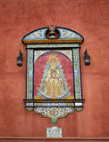 Triana dzielnica Seville fasady Andalusia Hiszpania Obrazy Stock