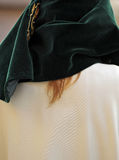 Triana nazarene, ιερή εβδομάδα στη Σεβίλη, Ανδαλουσία, Ισπανία στοκ εικόνα με δικαίωμα ελεύθερης χρήσης