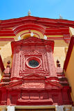 Trianabarrio in de kerk Spanje van Sevilla Santa Ana Royalty-vrije Stock Afbeeldingen