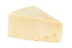 Triangel av ost royaltyfri fotografi